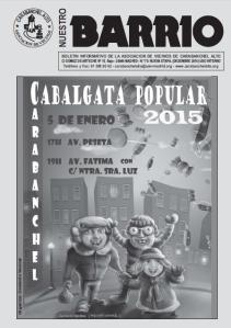 Portada revista Barrio Dic 14