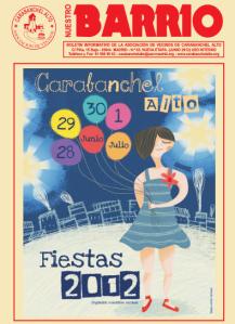 Portada revista Barrio Jun 12