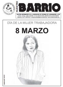 Portada revista Barrio Marzo 12
