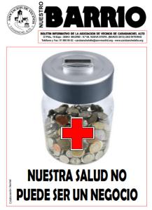 Portada revista Barrio Marzo 13