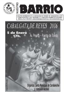Revista Barrio diciembre 2015