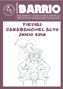 Revista Barrio Junio 2014