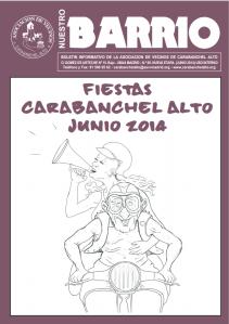 Revista Barrio Junio 2014