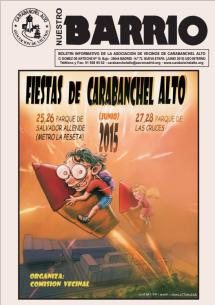 Revista Barrio Junio 2015