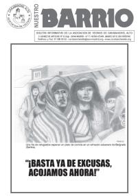 Revista barrio marzo 2017