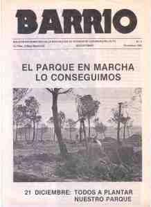 Revista Barrio (Diciembre 1980)