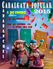 Cartel cabalgata 2015b