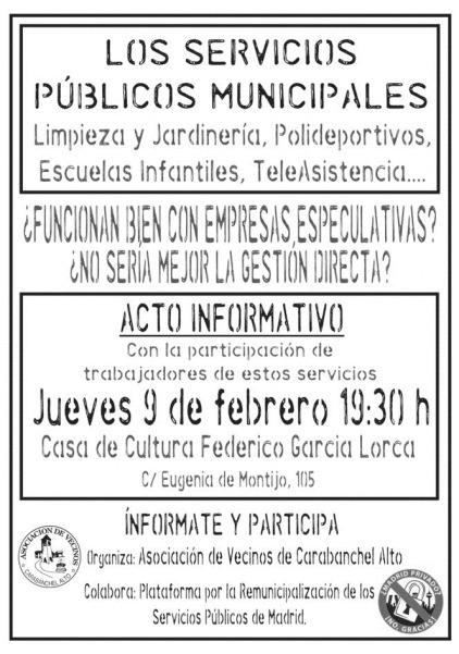 Acto informativo sobre los servicios públicos municipales en el CC García Lorca el 9 de febrero.jpg