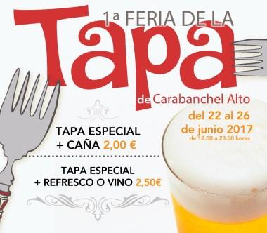 Cartel TAPA002