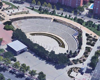 Auditorio Violeta Parra Carabanchel vista aérea.jpg