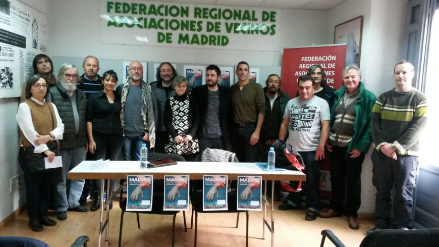 Plataforma Madrid No Se Toca