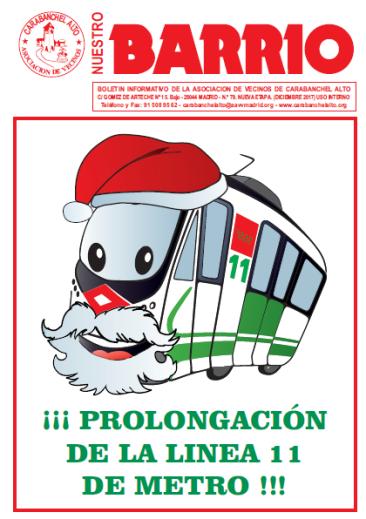 Revista Barrio nº 79 Diciembre 2017