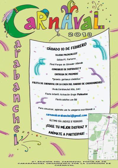 Carnaval Carabanchel - 2018