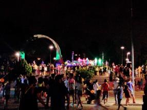 11. Parque Salvador Allende y la Orquesta Plenitud - 29 de junio
