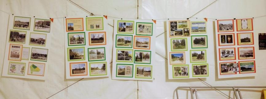 2.1 Exposición fotográfica sobre la Historia del Parque de las Cruces y el Pinar de San José