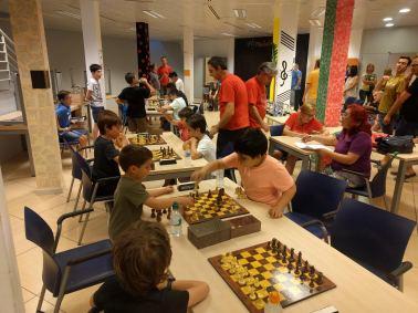 2. XXI Torneo de Ajedrez de Carabanchel Alto - 23 de junio