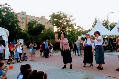 4. Teatreras de Carabanchel de La Casa del Barrio - 24 de junio