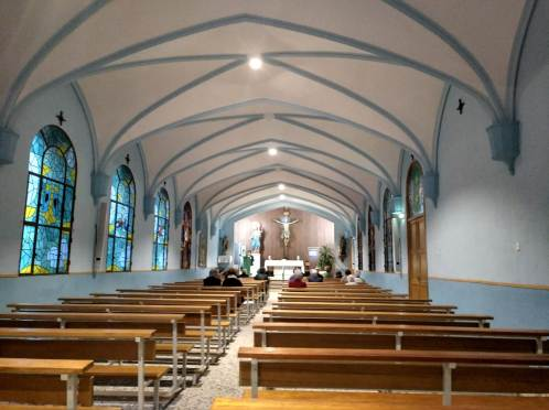 Capilla del Colegio Salesianos