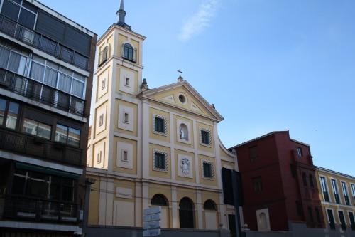 Iglesia del Colegio Santo Angel