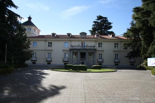 Palacio de Godoy - Colegio Amorós