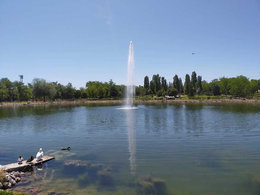 Parque de las Cruces
